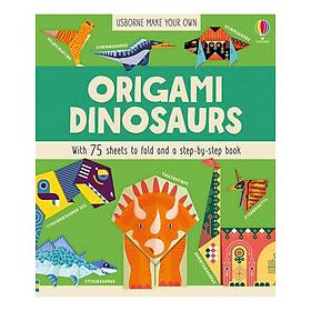 Usborne Origami Dinosaurs