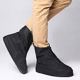 Bọc giày đi mưa cổ lửng PK512