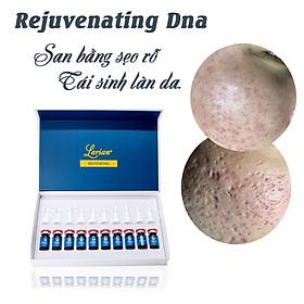 Hộp 10 lọ Tế bào gốc DNA cá hồi hỗ trợ cải thiện sẹo rỗ LARIAN REJUVENATING