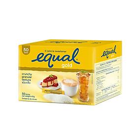 Đường ăn kiêng Equal Gold  hộp 40g