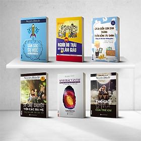Bộ sách nuôi dạy con thông minh, tài giỏ dành choi cha mẹ ( Cách biến con thành thần đồng tài chính,Bí mật người Do Thái dạy con làm giàu,33 Câu chuyện với các bà mẹ,Sinh trắc vân tay,Thế giới bí mật của trẻ,Săn sóc sự học của các con,)