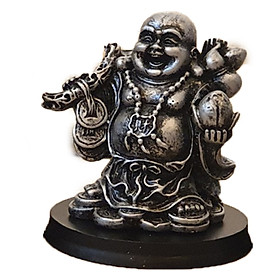 Tượng Phật Di Lặc Phúc Lộc Trang Trí Xe Hơi MD01-4K