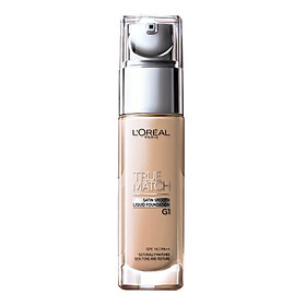 Kem Nền L'OREAL TRUE MATCH (30ml)