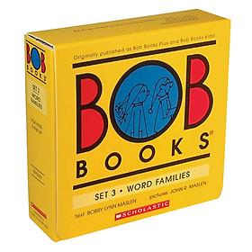 Bob Books Set 3: Word Families - Paperback