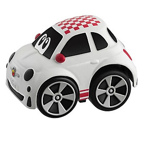 Ô tô tự động Chicco Fiat 500 màu trắng