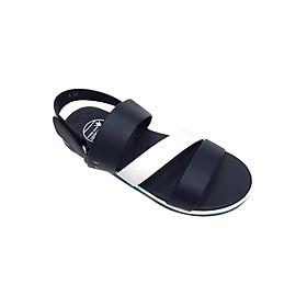 Giày Sandal 3 Quai Ngang Nam Everest - Eve01 D35 (Xanh Phối Trắng)