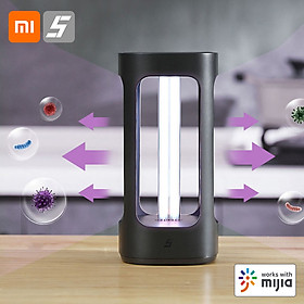 Đèn Khử Trùng Thông Minh Xiaomi Youpin FIVE YSXDD001YS Bằng Tia UVC Tiêu Diệt 99.99% Vi Khuẩn Có Tuổi Thọ Đến 9000 Giờ
