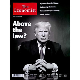 [Download sách] The Economist: Above The Law? - 34