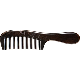 Combing more than the series of fish type Shen Guibao hematoxylin and horns splicing combs CJ1203