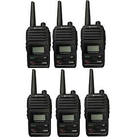 Bộ 6 bộ đàm Motorola GP6660 - Hàng Chính Hãng