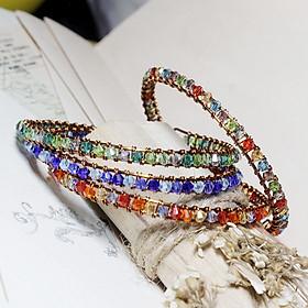 Vòng tay kiềng đá phale thời trang cho nữ 06506-06509