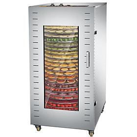 Tủ sấy thực thực phẩm công nghiệp 22 khay,sấy khô đa dạng thực phẩm NEWSUN - Hàng chính hãng