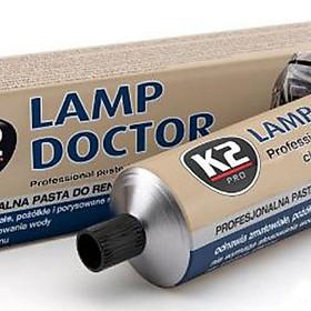 K2 lamp doctor - kem phục hồi độ sáng đèn pha ô tô