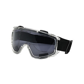 Motorcycle Glasses Ski Snowboard Goggles Dustproof With Adjustable Elastic Head Band Road Racing Eyewear
