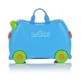 Vali Trẻ Em Trunki - Xanh Năng Động - 0054-GB01