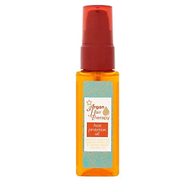 Dưỡng tóc Superdrug Argan Hair Therapy Heat Protection Oil 50ml