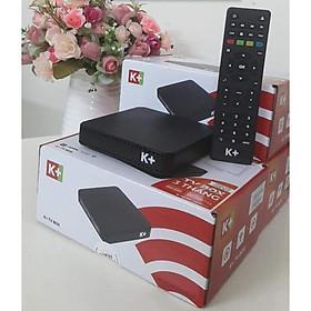 BỘ THIẾT BỊ K+ TIVI BOX KÈM 3 THÁNG THUÊ BAO- HÀNG CHÍNH HÃNG