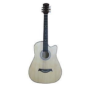 Đàn Guitar classic GU06 gỗ anh đào dáng khuyết