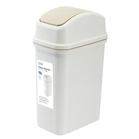 Thùng rác nắp lật Inochi Hiro 15L