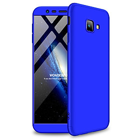 All-Inclusive Mobile Phone Accessories Shield Full Protective Cover Creative Three-Level Protective Shell for Samsung J4 Plus
