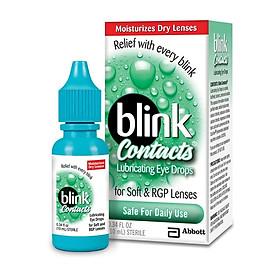 Nước nhỏ mắt Blink Contacts