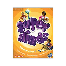 Super Minds 5 - Student's book