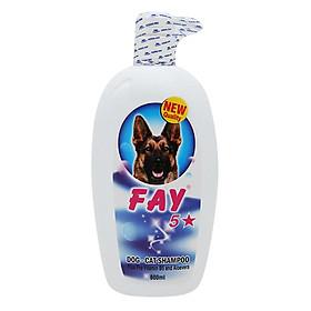 Combo 3 Chai Sữa Tắm Fay 5 Sao (800ml / Chai)