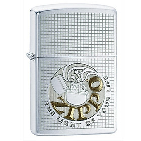 Bật Lửa Zippo The Light Of Your Life 29236