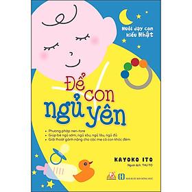 Download sách Để Con Ngủ Yên