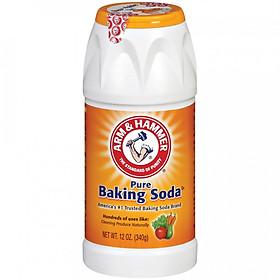 Bột baking soda chuyên rửa rau củ nhập khẩu Mỹ