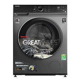 Máy giặt cửa trước Toshiba Inverter 9.5kg TW-BK105M4V(SK) - Hàng chính hãng (chỉ giao HCM)
