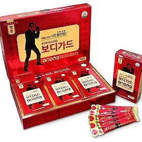 Nước cao hồng sâm Hàn Quốc MYEONG KI SAM Korean Red Ginseng Extract Stick BODYGUARD