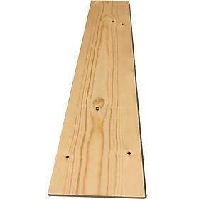 Tấm gỗ thông mới mặt lớn dài 1m rộng 20cm dày 2cm được bào láng 4 mặt dùng làm mặt bàn, ghế hoặc kệ sách và nhiều ứng dụng khác