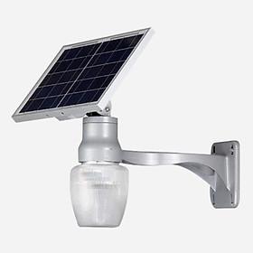 Đèn CVC Led năng lượng mặt trời công suất  20W - Đèn Led Trang Trí Sân Vườn Lối Đi, Ngõ Hẻm. Cảm ứng Ánh Sáng, Nhiệt độ màu (K) : 6000