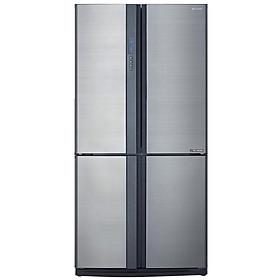 Tủ Lạnh Inverter Sharp SJ-FX631V-SL (556L)-Hàng Chính Hãng