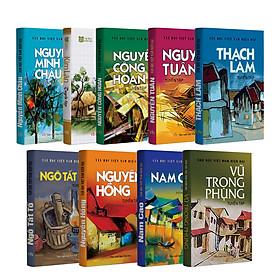 Trọn bộ Tuyển tập văn học Việt Nam hiện đại - Danh tác văn học Việt Nam