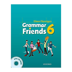 Grammar Friends 6: Student's Book With Cd-Rom Pack