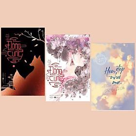 Combo Tiểu Thuyết Ngôn Tình Đặc Sắc: Hẹn Đẹp Như Mơ (Tái Bản) + Đông Cung (2 Tập) - (Sách Văn Học Lãng Mạn)