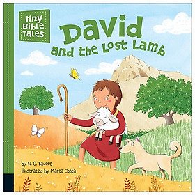 David And The Lost Lamb (Tiny Bible Tales)