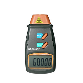 Máy Kỹ Thuật Số LCD Đo Tốc Độ Không Chạm (2.5RPM-99,999RPM)