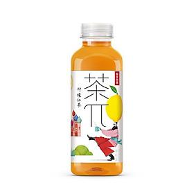 Combo 6 chai Hồng trà Nongfu Spring Tea vị chanh 500ml