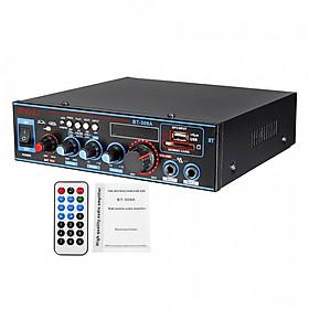 Bộ Khuếch Đại Âm Thanh Bluetooth Cho Ô Tô BT-309A