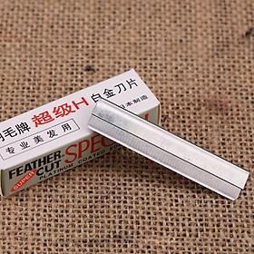 Bộ 10 Dao Cạo, Tỉa Lông Mày Tóc Mái Nhật Special