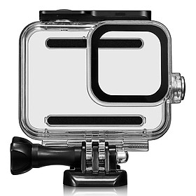 Waterproof Housing Case Underwater Shell Underwater 40m Compatible with GoPro Hero 8 Action Camera