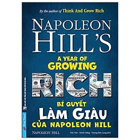 Bí Quyết Làm Giàu Của Napoleon Hill (Tái Bản 2019)