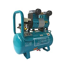 Máy nén khí không dầu Romano ROMA 30-40, Bình 40L, Công suất 3HP,  2 đầu khí ra, Không gây ồn