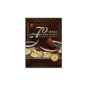 77- 70% socola đen 220g