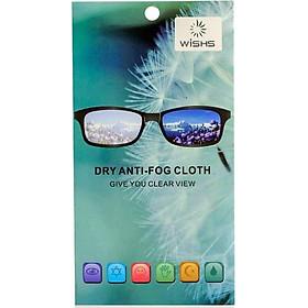 Khăn lau kính chống bám hơi nước, chống bám hơi mờ mắt kính
