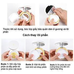 Phấn Nước Chiết Xuất Mật Ong Papa Recipe Honey Fit Skin Cover SPF50+ Pa+++ (15g)-5