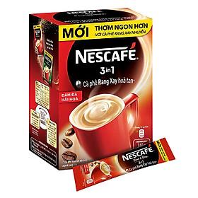 Hộp 20 Gói Nescafe Đậm Đà Hài Hòa (17g)